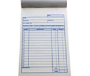 Carbonless/NCR Forms