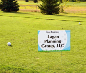 Hole-Sponsor Signs