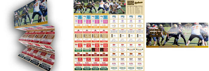 Fundraiser Coupon Booklets