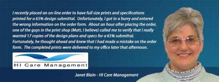 Janet Blain - Hi Care Management Inc.