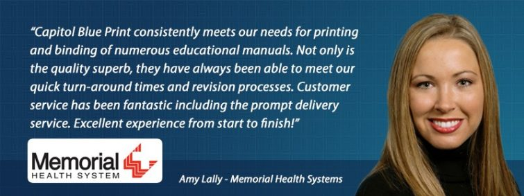 Amy Lally- Memorial Health System