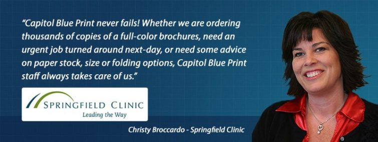 Testimonials capitol blue print christy broccardo springfield clinic malvernweather Image collections