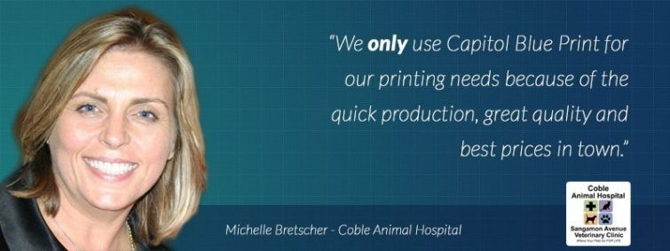 Michelle Bretscher - Coble Animal Hospital